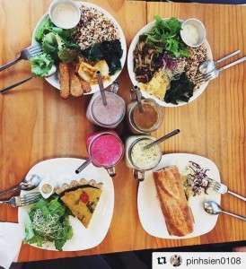 good-looking food