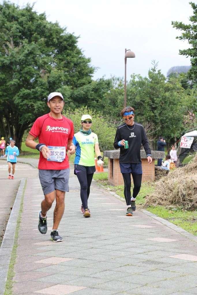 running sakura