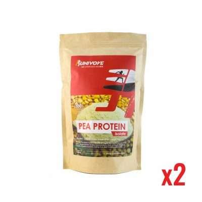 特賣! RUNIVORE 豌豆分離蛋白 (2入)  – 訓練後的恢復補給