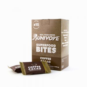 Runivore Bites 咖啡可可子 (15小包) – 運動能量小口包