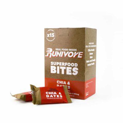 Runivore Bites 原味椰棗 (15小包)